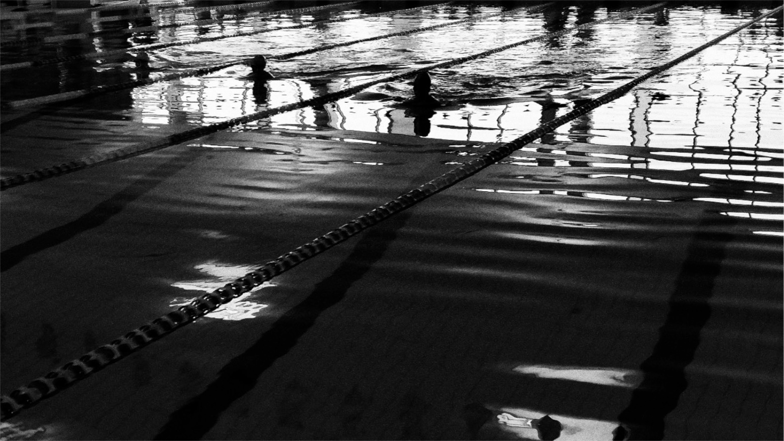 Kids competing 200 m breaststroke for the first time, Timaru, New Zealand, January 2016.